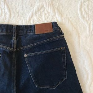 26X32 Madewell Jeans